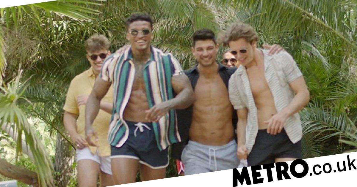Love Island hopefuls take BMI test as part of the application process