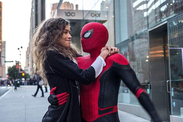 'Spider-Man: Far From Home' Earns $111 Million From Asian Box Office