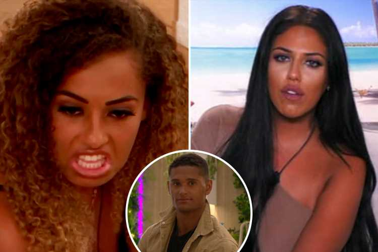 Love Island could face Ofcom investigation after 192 furious viewers complained Amber and Anna were BULLYING Danny