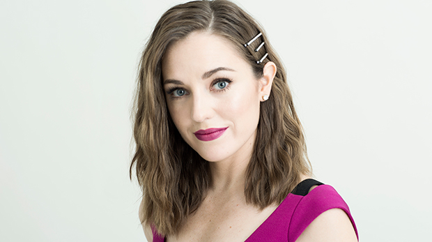 Laura Osnes 'Challenged Herself' By Taking On 'Rewarding & Wonderful' Role In 'In The Key Of Love'