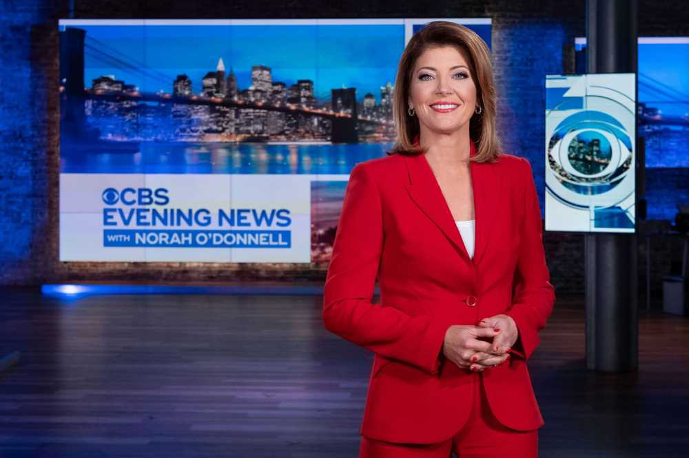 CBS Evening News with Norah O'Donnell Announces Launch Date: 'I Can't Wait to Get Started!'