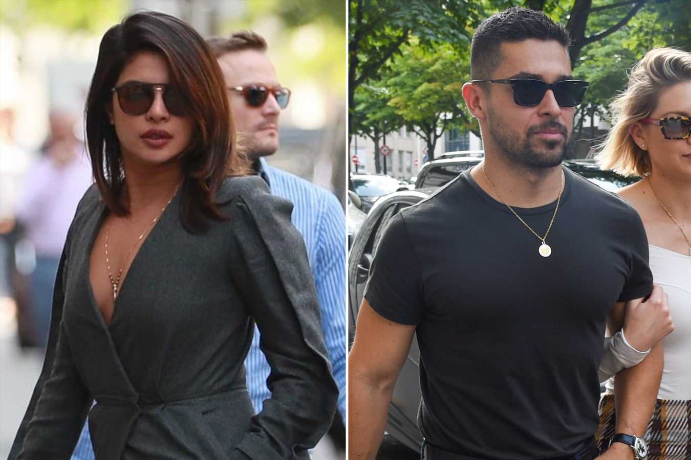 Wilmer Valderrama & Priyanka Chopra Join Joe Jonas & Sophie Turner in Paris Ahead of Their Second Wedding