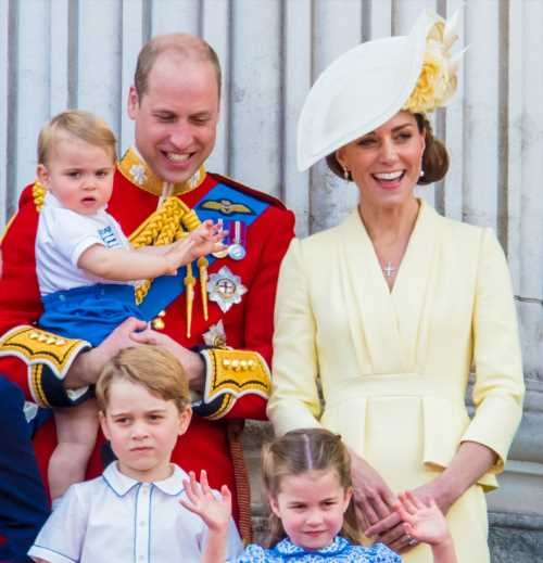 Were people ever this mad about the Duke & Duchess of Cambridge's renovations?