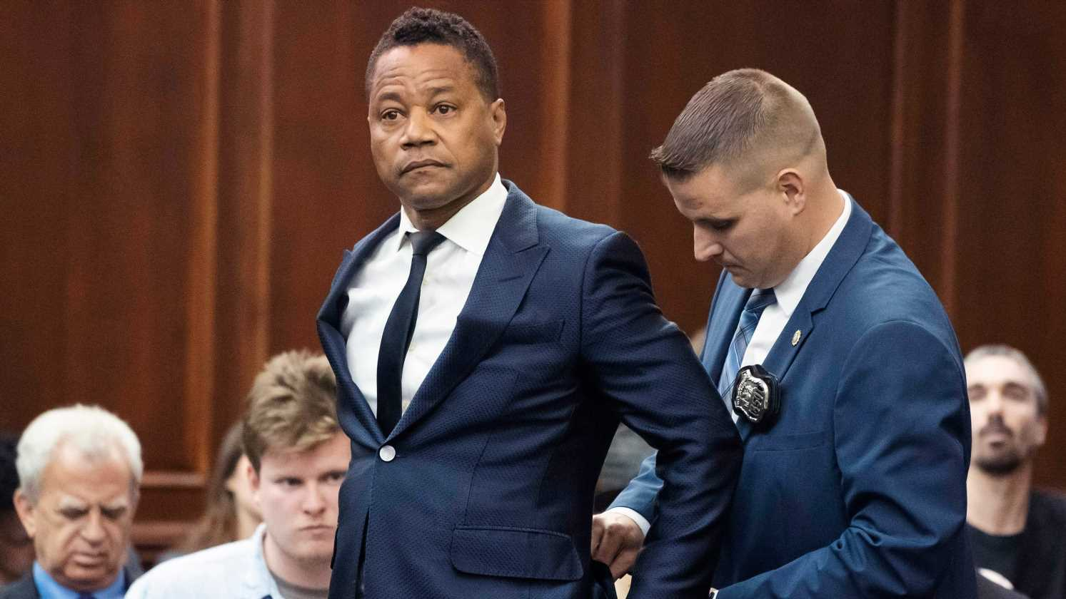 Cuba Gooding Jr. set to appear in court as lawyer seeks to dismiss groping case