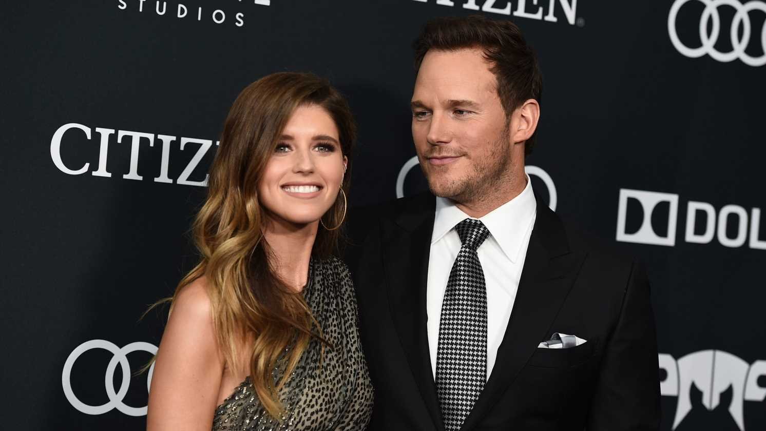 Maria Shriver talks about watching daughter Katherine Schwarzenegger marry Chris Pratt
