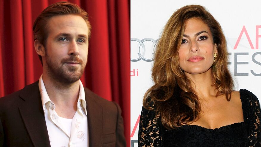 Eva Mendes posts rare video of partner Ryan Gosling from set of movie they met on