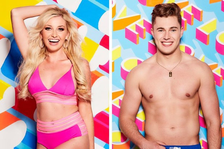 Love Island star Curtis Pritchard's romance given seal of approval by family
