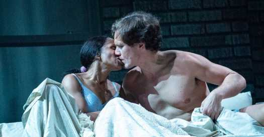 How Audra McDonald and Michael Shannon Got Intimate