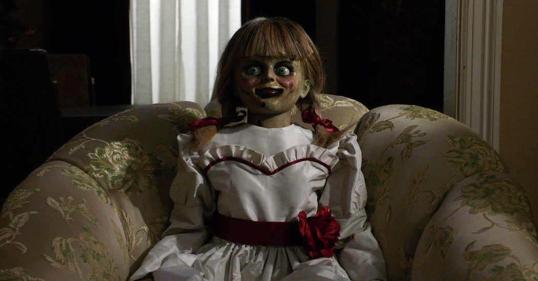 'Annabelle Comes Home' Review: An Evil Doll Returns and She's Not Alone