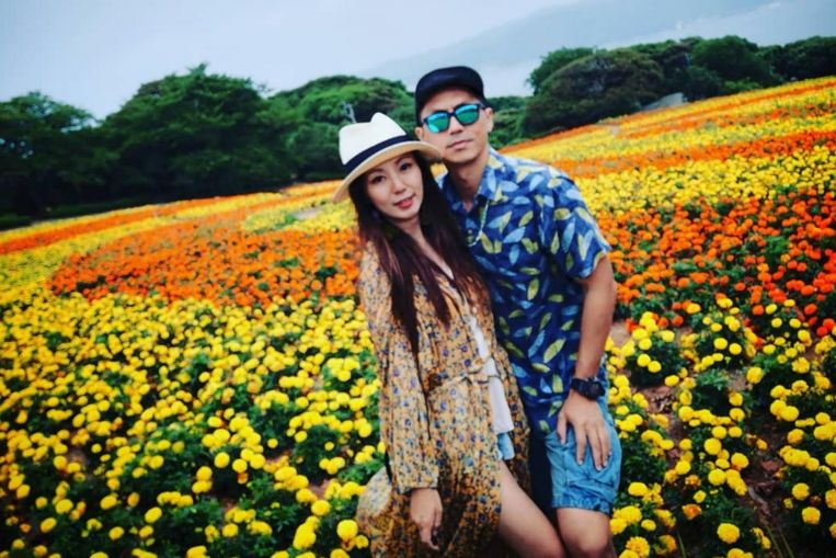 Hong Kong actor Sammy Leung posts rare photo with wife after denying links to Jacqueline Wong