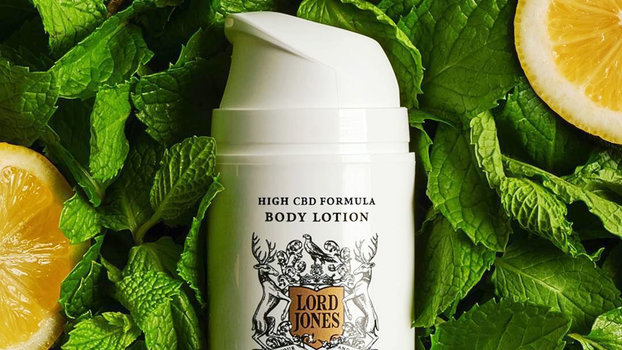 Lord Jones' Celebrity-Favorite CBD Body Lotion Is Now in Sephora Stores