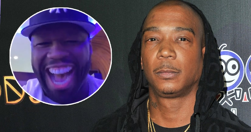 50 Cent Mocks the Hell Out of Ja Rule for Getting Refused Entry at New York Nightclub