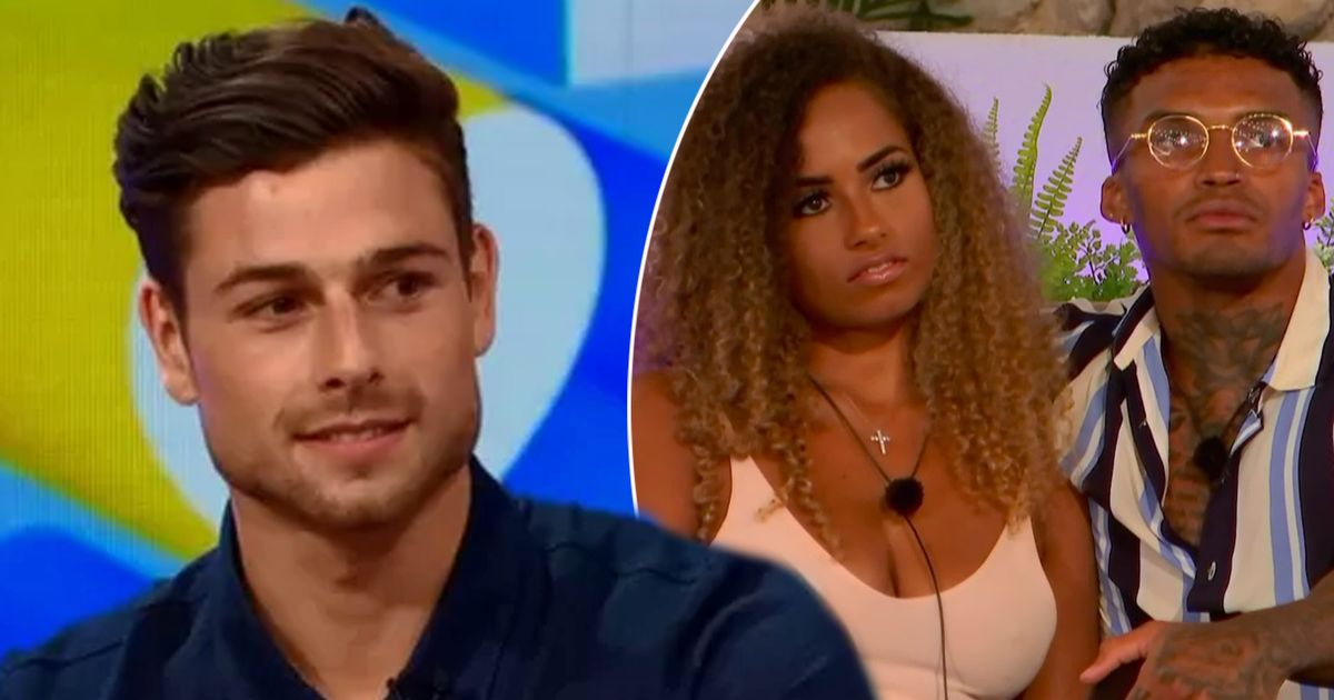Love Island's Tom Walker reveals Michael Griffiths was having doubts about Amber Gill romance BEFORE growing close to Joanna Chimonides in Casa Amor