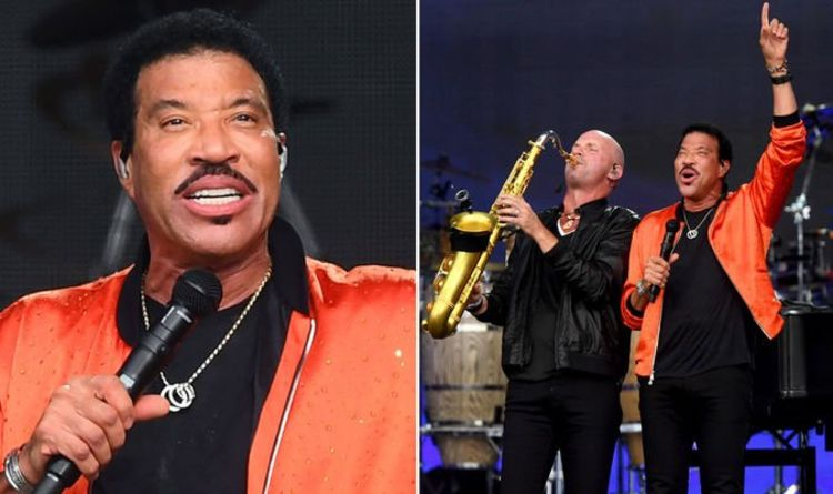 Lionel Richie at BST Hyde Park review: The legend says 'Hello' in irresistible style