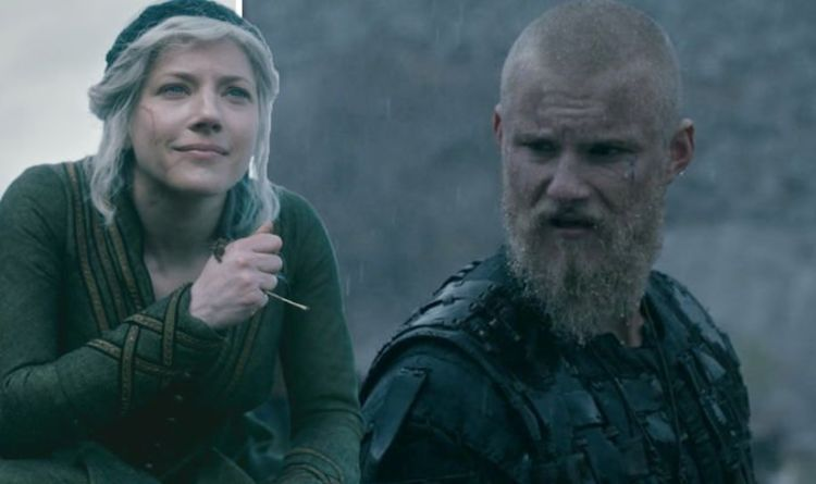 Vikings season 6 spoilers: 'Prepare for battle' Katheryn Winnick drops hint on SDCC reveal