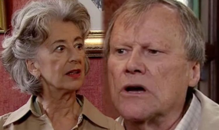 Coronation Street spoilers: Roy Cropper set for HUGE loss as Evelyn uncovers dark plan?