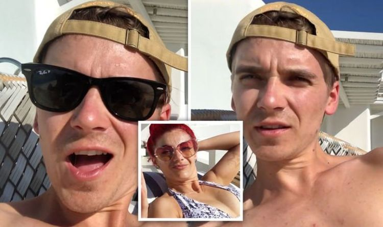 Joe Sugg: 'That really upsets me' Star unhappy with Strictly girlfriend Dianne Buswell