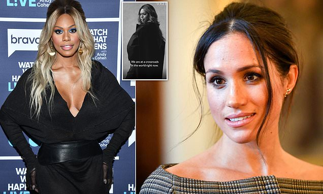 Laverne Cox reveals moment she received surprise call from Meghan