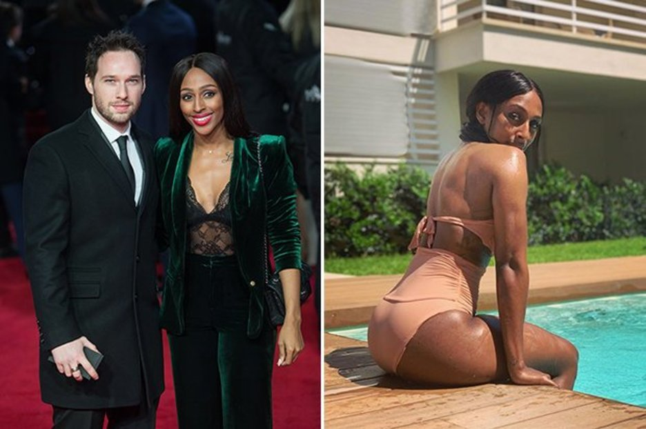 Strictly Curse strikes again as Alexandra Burke 'splits from fiancé' Josh Ginnelly
