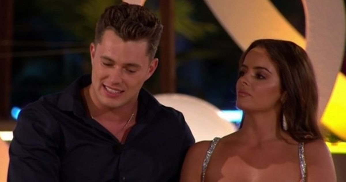 Love Island's Curtis accidentally admits he wants Amy in front of stunned Maura