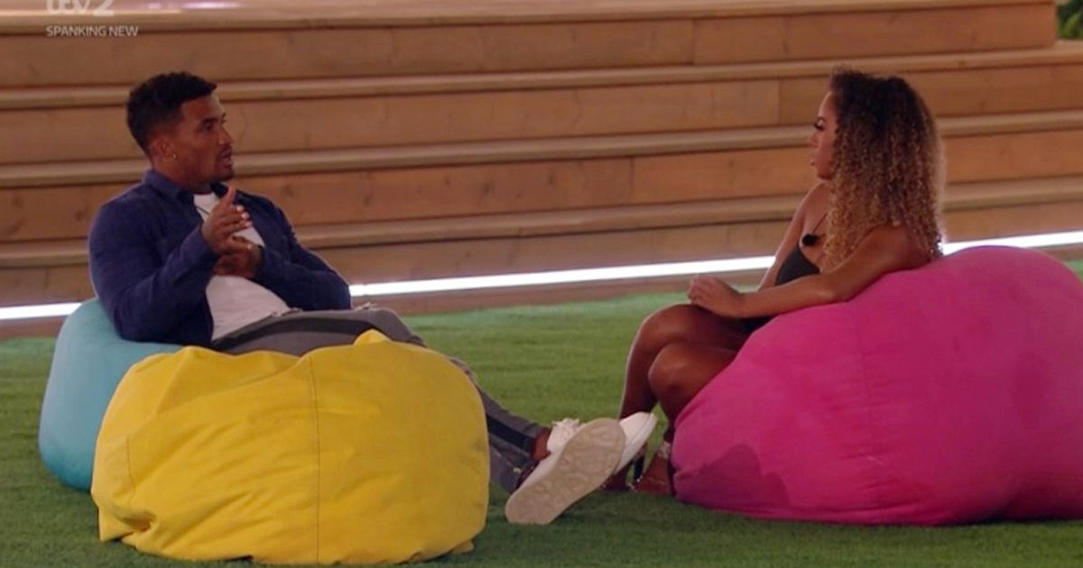 Peter Andre condemns Love Island star Michael over 'harsh' treatment of Amber