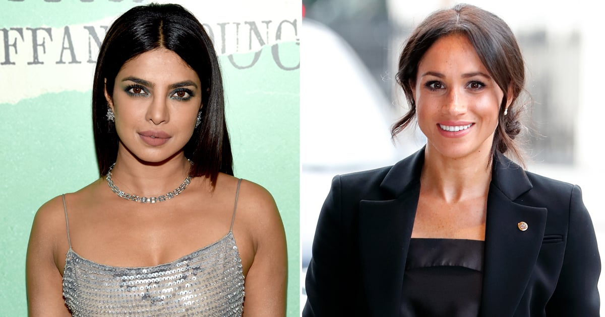 "Priyanka Chopra Says Meghan Markle Was ""Meant For Big Things"" in a Sweet New Interview"