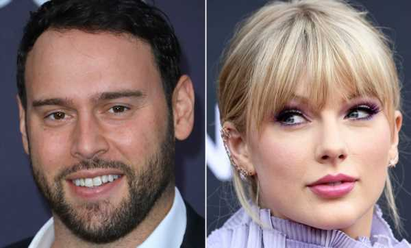 Scooter Braun's FaceApp Instagram May Address The Taylor Swift Feud In A Subtle Way