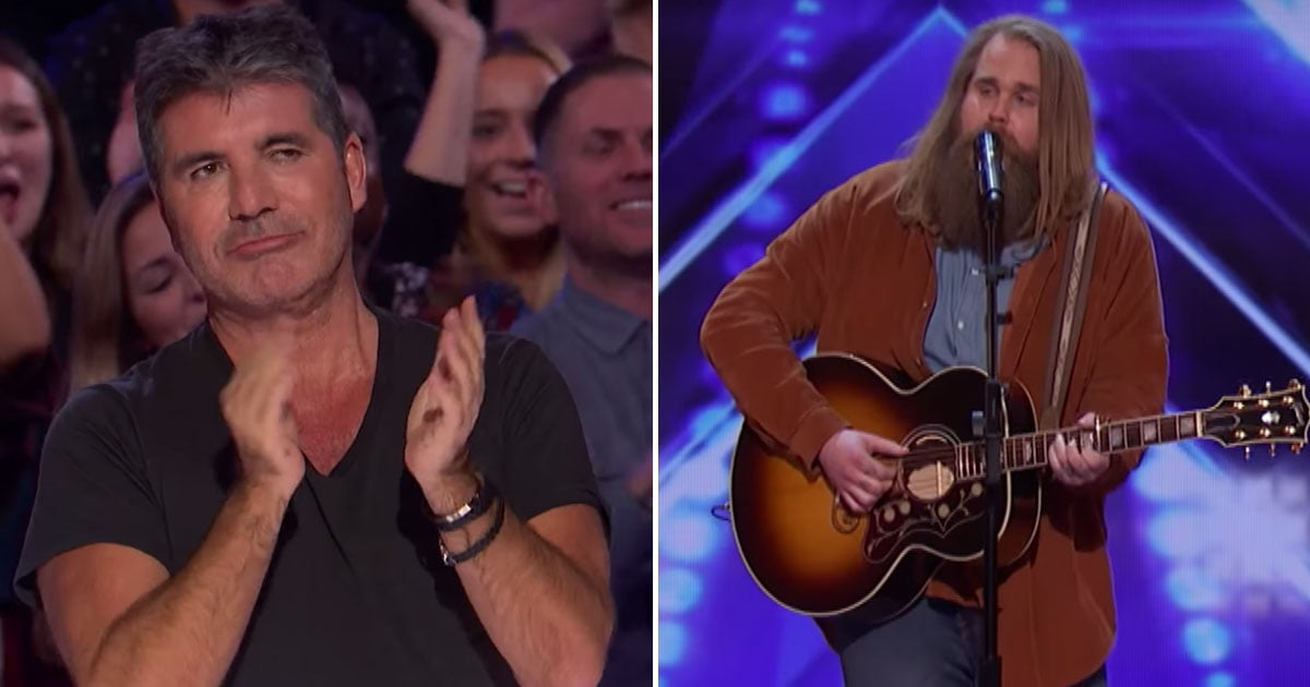 """AGT: This Swedish Singer's Cover of """"Imagine"""" Was So Stunning, Even Simon Cowell Got Emotional"""