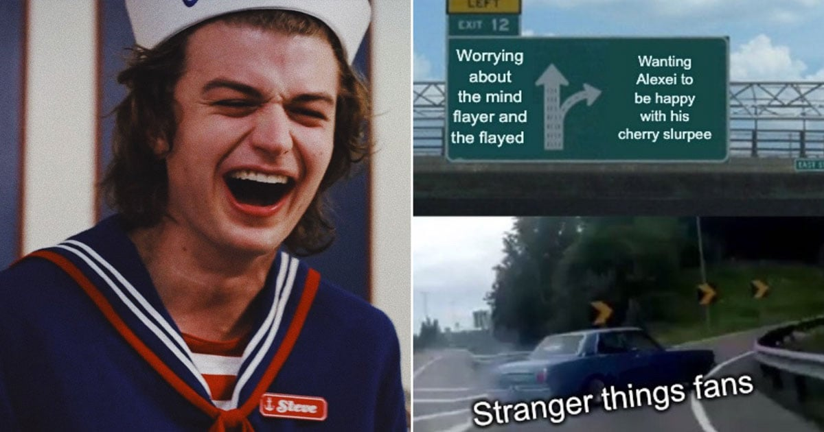 34 Memes About Stranger Things Season 3 That Are Funny AND Traumatizing