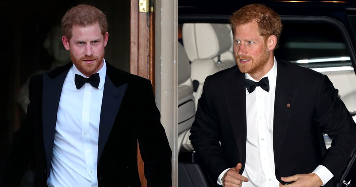 15 Times Prince Harry Channeled His Inner James Bond and Looked Sexy as Hell in a Tuxedo
