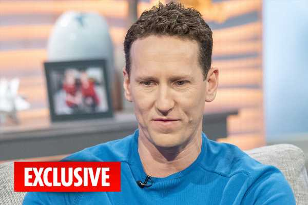 Ex-Strictly bad boy Brendan Cole throws diva strop after disastrous Celebrity X Factor audition – The Sun