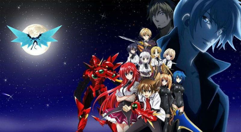 Highschool DxD Season 5 release date: Hero producer talks DxD movie, tells fans to 'have faith' – High School DxD manga/light novels compared to the anime's story arc [Spoilers]