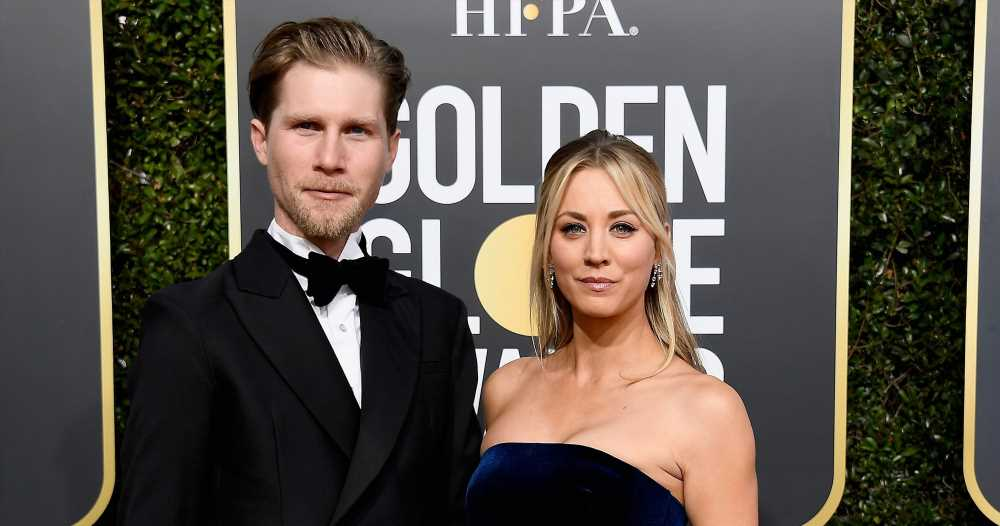 Taco Bell Anniversary! Kaley Cuoco Celebrates Marriage With Fast Food