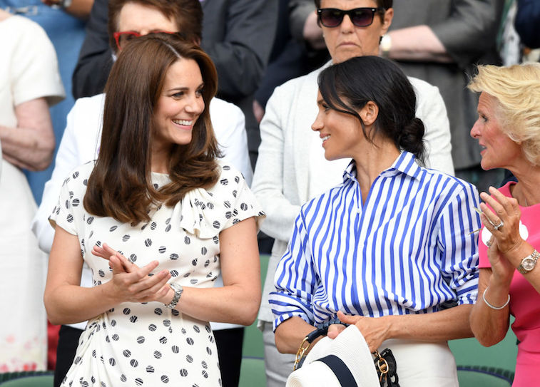 Why Didn't Meghan Markle and Kate Middleton Attend Wimbledon Together?