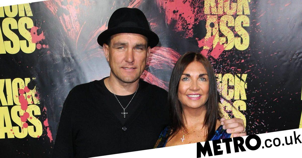 Vinnie Jones' wife Tanya, 53, laid to rest in 'beautiful funeral service' in LA