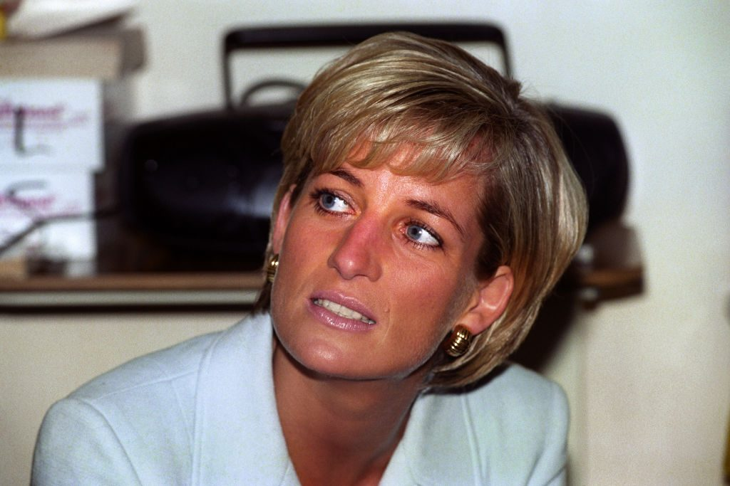 The Surprising Thing Princess Diana Admitted About Her Relationship With Dodi Fayed