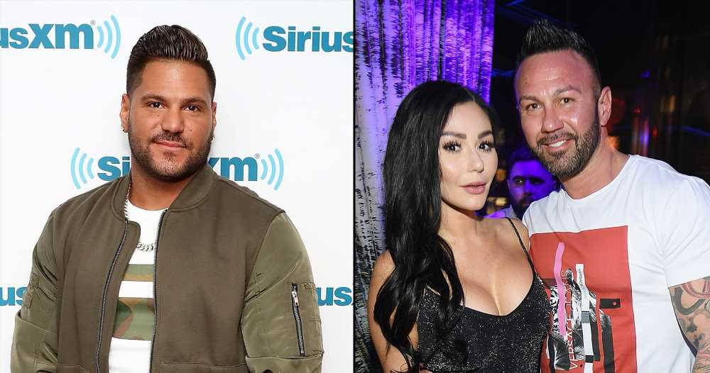 Ronnie Compares 'Fake' JWoww to GF Jen: It's Like 'Dealing With a Corpse'