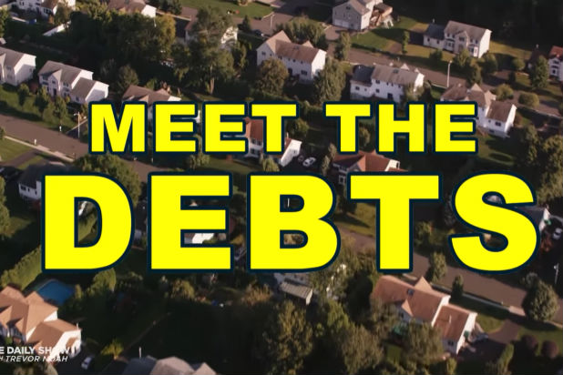'The Daily Show' Has a Fake Sitcom About Student Debt Crisis (Video)