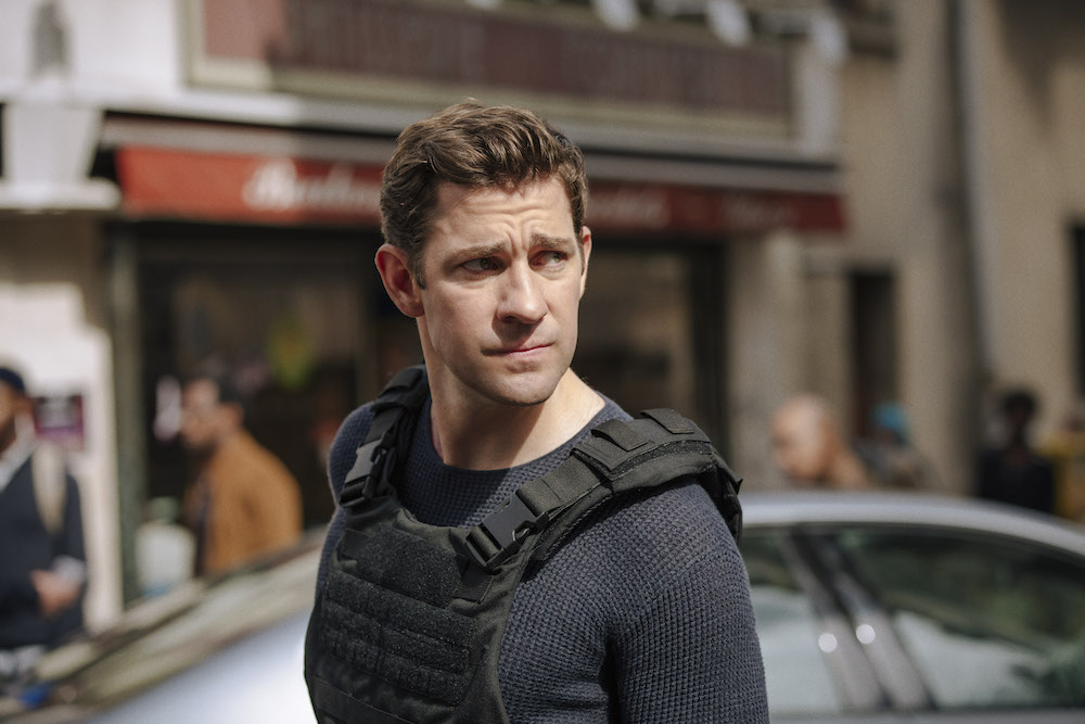 Amazon Releases First Look at 'Tom Clancy's Jack Ryan' Season 2