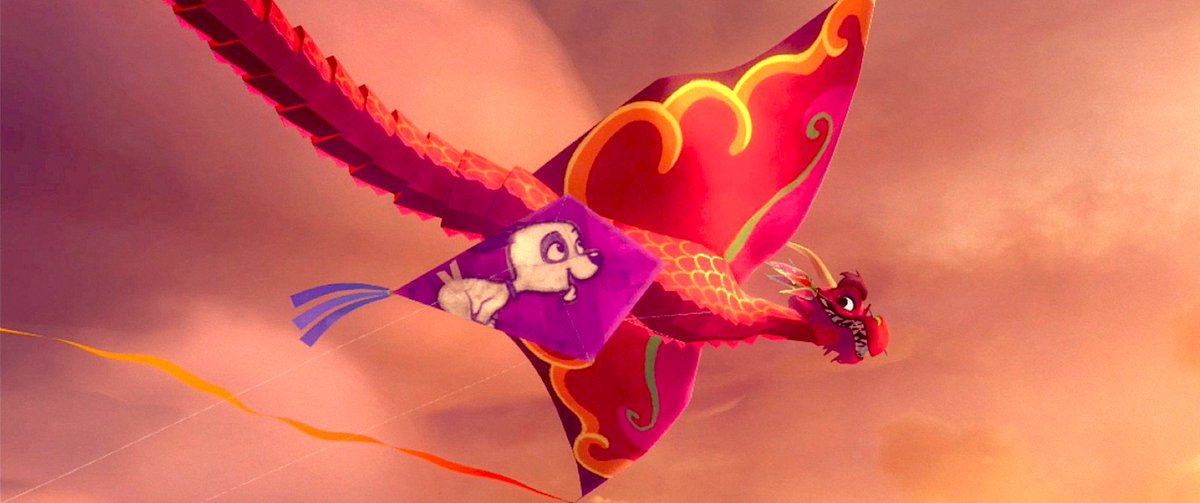 'A Kite's Tale' First Look: New Disney Short Combines Hand-Drawn Animation and VR Technology