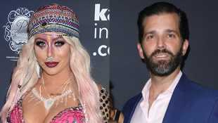 Aubrey O'Day Admits She Still Thinks Donald Trump Jr. Is Her 'Soulmate': It's Not 'Temporary'