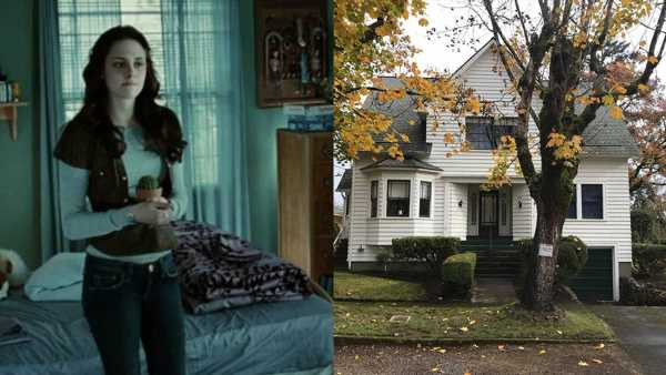 You Can Stay In Bella Swan's House From 'Twilight' Now & Here's How To Book It