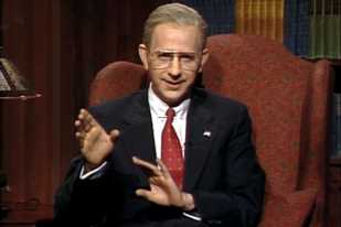 Watch the 10 Best Times Dana Carvey Played Ross Perot on 'SNL' (Photos)