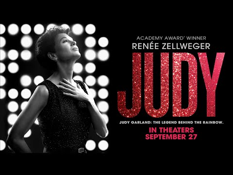 Renée Zellweger Is Coming For All The Oscars As Judy Garland In Trailer For 'Judy' — Watch!