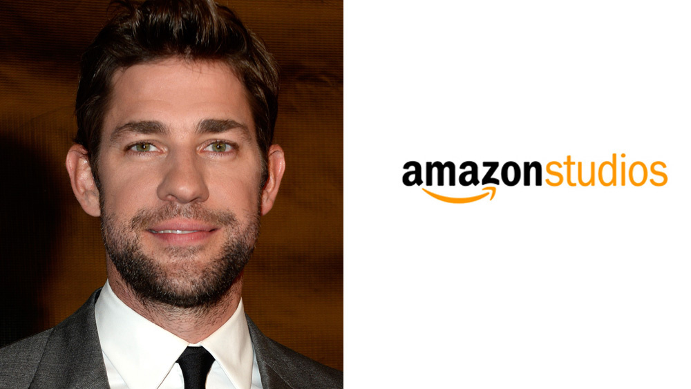 John Krasinski Inks First-Look TV Deal With Amazon Studios