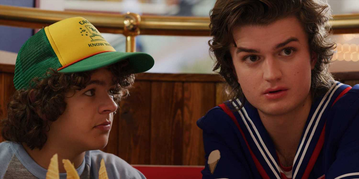 """""""Dad Steve"""" Is More Than Just a Running Joke in 'Stranger Things 3'"""
