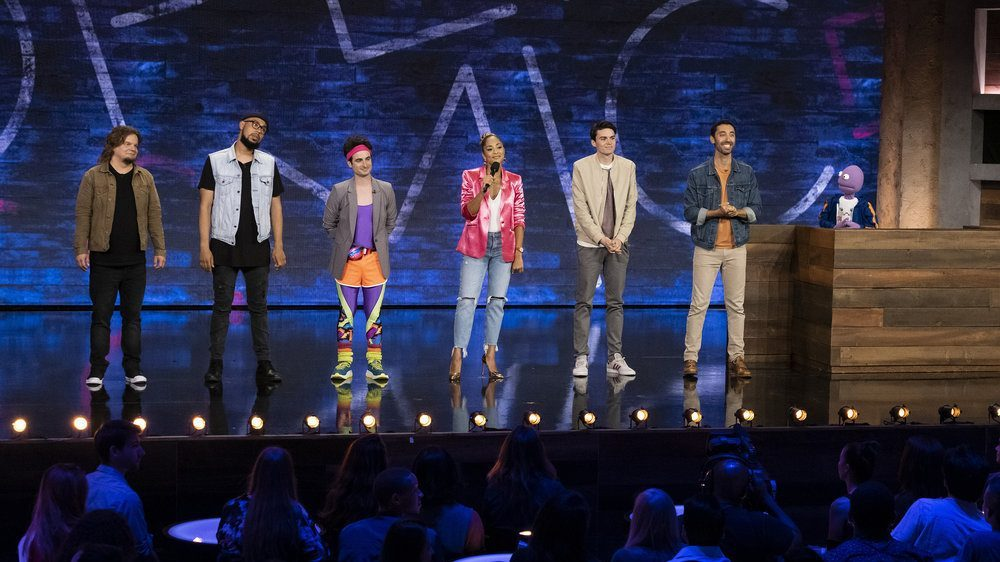 NBC's 'America's Got Talent', 'Bring The Funny' Top Tuesday Ratings; 'Lion King' Special Solid