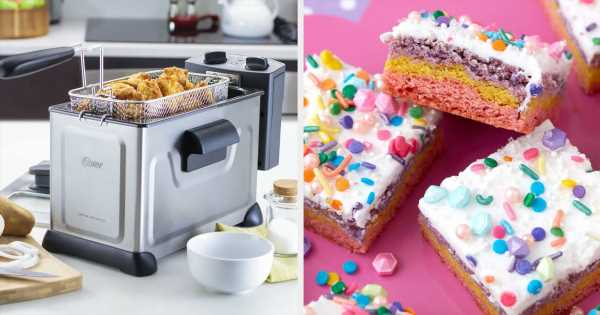 Here Are All The Best Amazon Prime Day Food & Kitchen Deals