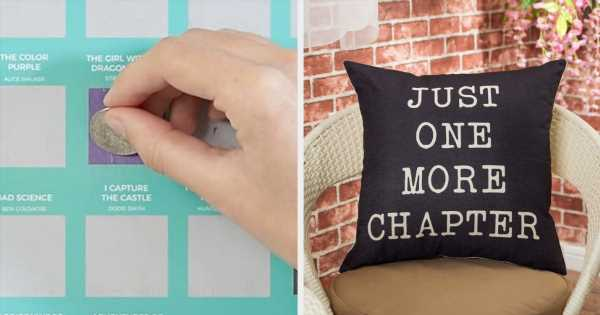 25 Pieces Of Decor That Are Perfect For Book Lovers