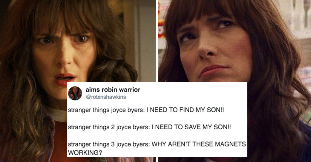 """21 """"Stranger Things"""" Jokes For Anyone Who Knows Joyce Byers Is The Best"""